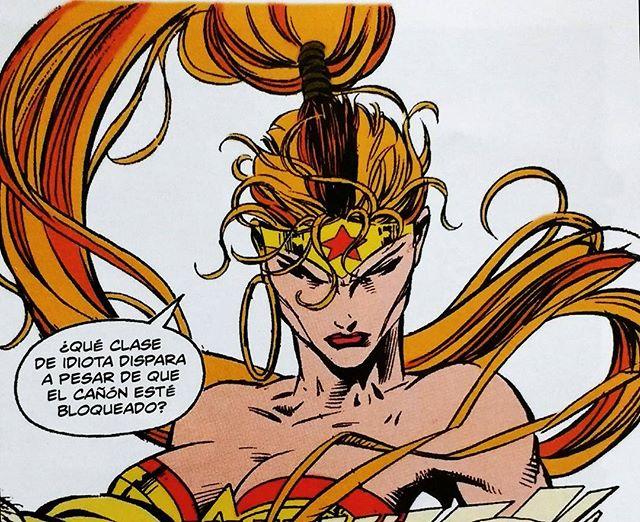 Grandes Autores de Wonder Woman: Messner-Loeb / Deodato Jr.