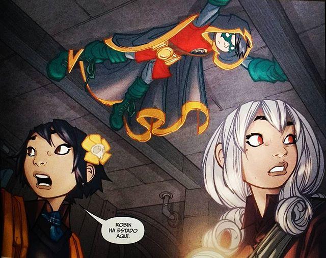 Academia Gotham: Anuario