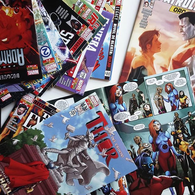 Pack grapa Marvel de septiembre