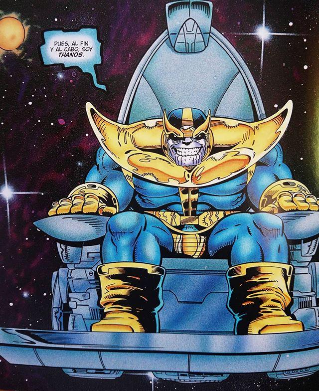 Colección Jim Starlin #1 - El Renacimiento de Thanos
