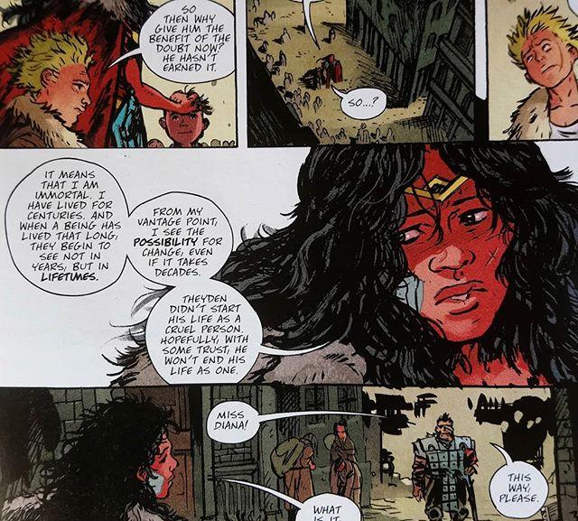Wonder Woman: Dead Earth #2 USA