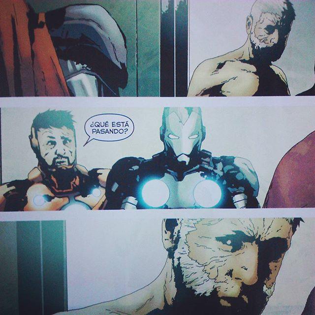 SW: el viejo Logan #3