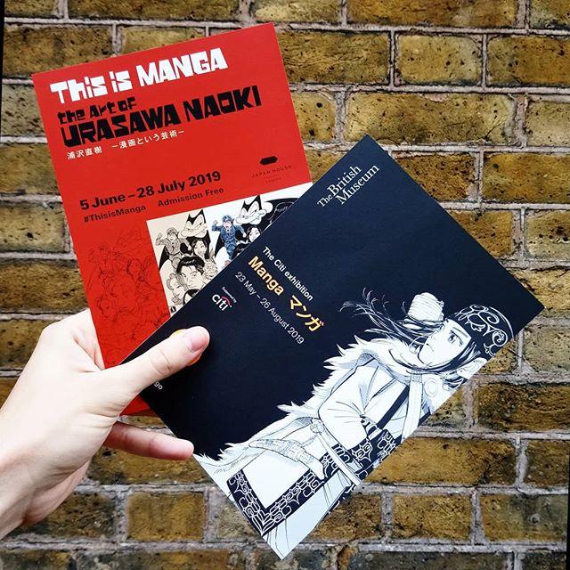 Manga en Londres