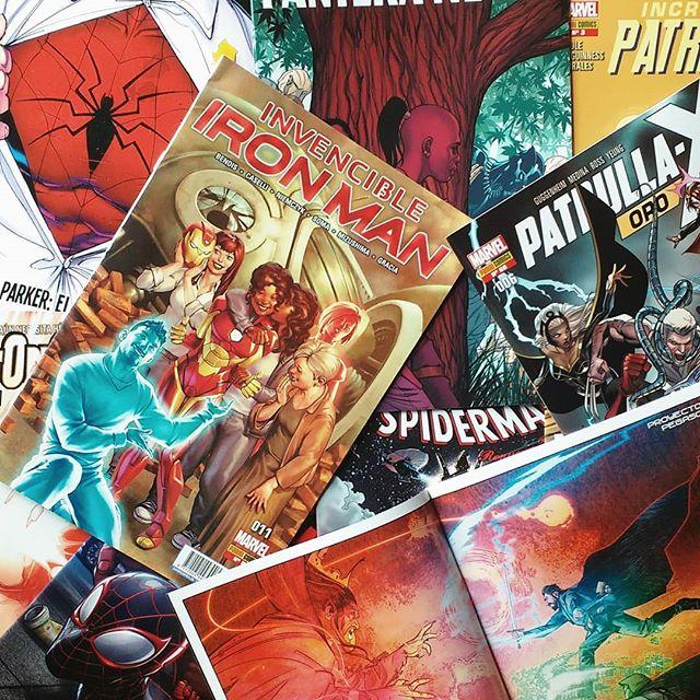 Pack grapa Marvel de enero