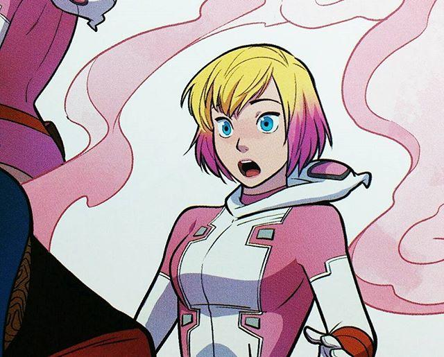 La Increíble Masacre-Gwen #1