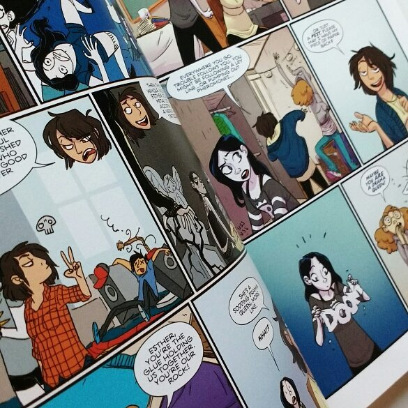 Giant Days TPB #1 USA
