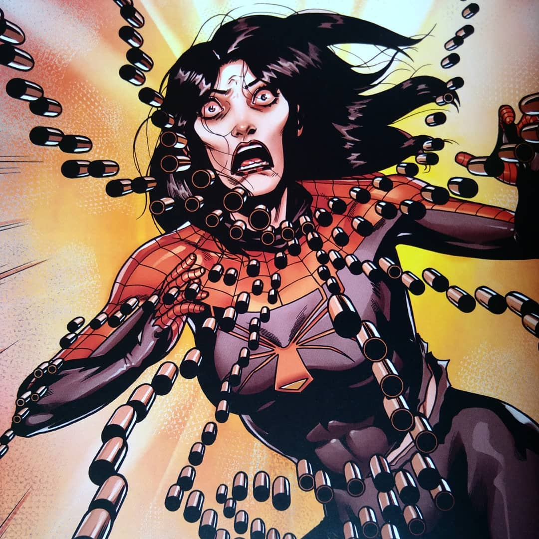 Spiderwoman #1 - Mala sangre