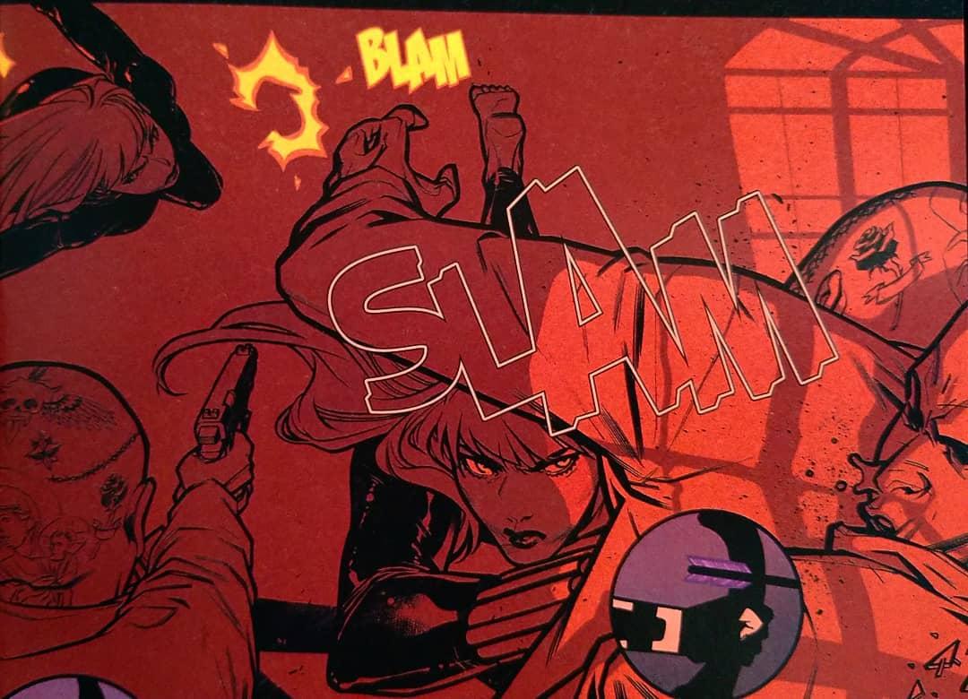Black Widow #1 USA