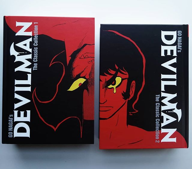 Devilman - The Classic Collection HC Vol. 2 USA