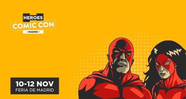 Podcast: Bamf! y M21 en la Heroes  Comic Con