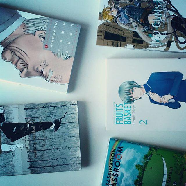 Pack manga noviembre-diciembre