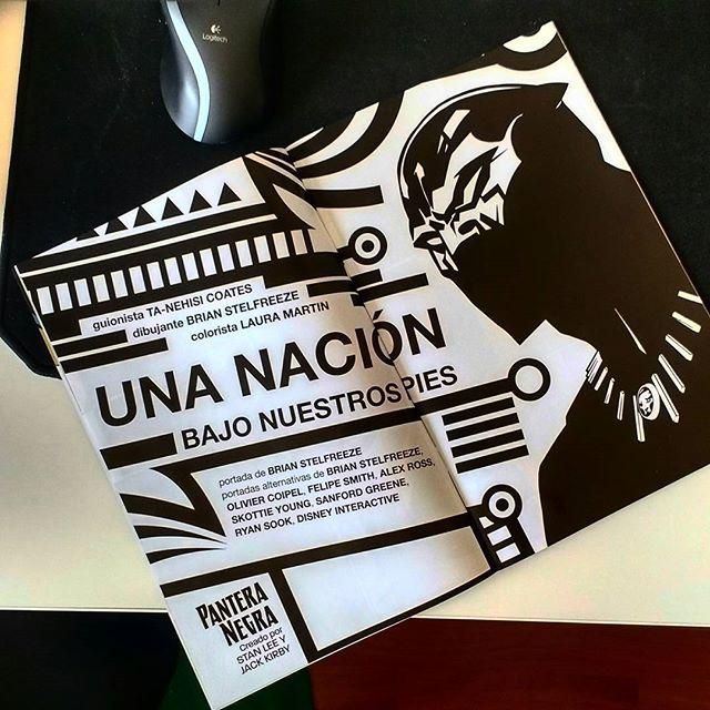 Pantera Negra #1