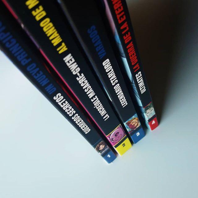 Pack 100% Marvel de febrero/marzo