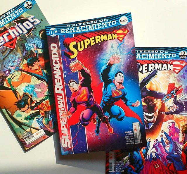 Superseries DC de septiembre