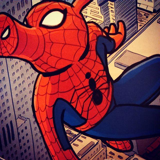 SW: Universo Spiderman