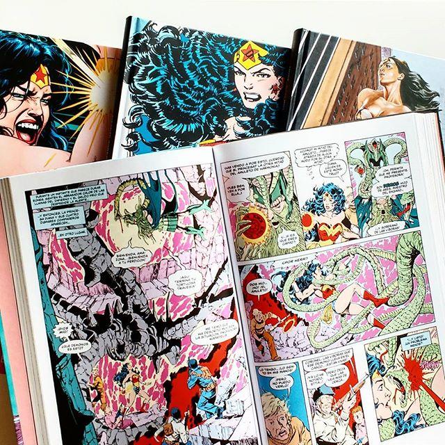 Grandes Autores de WW: George Pérez: La Mujer Maravilla