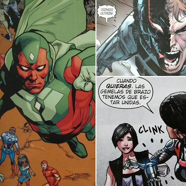 Imposibles Vengadores #44 / Vengadores #74 / Fuerza-V #13