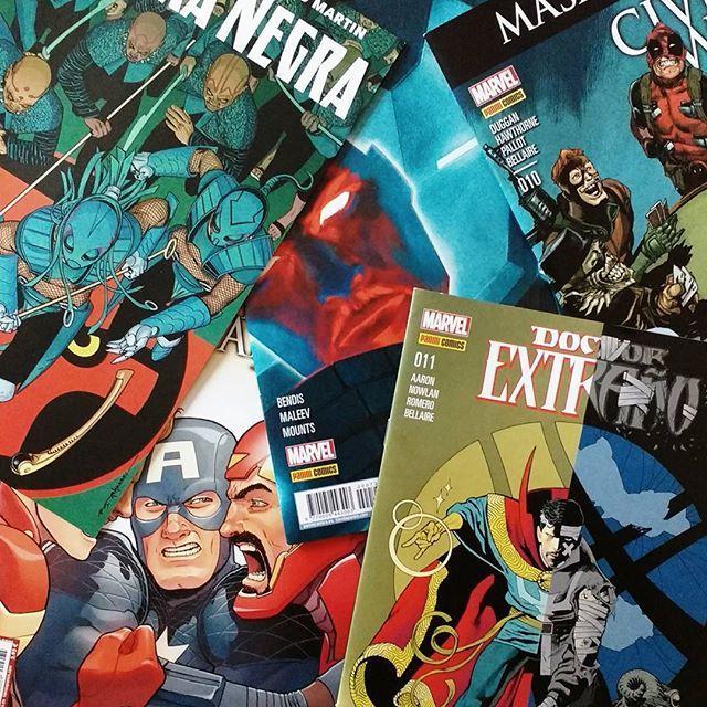 Pack Héroes Marvel de diciembre