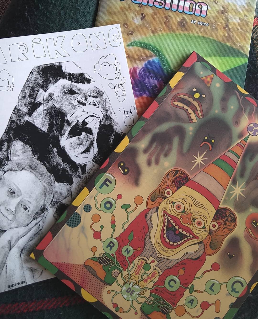 Pack fanzine y autoedición