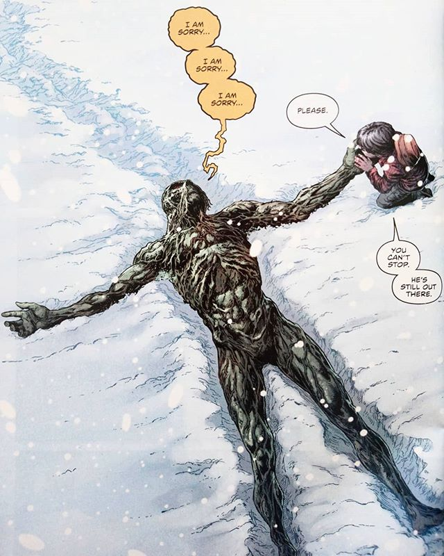 Swamp Thing Winter Special #1 USA