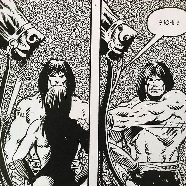 La espada salvaje de Conan - Coleccionable #1