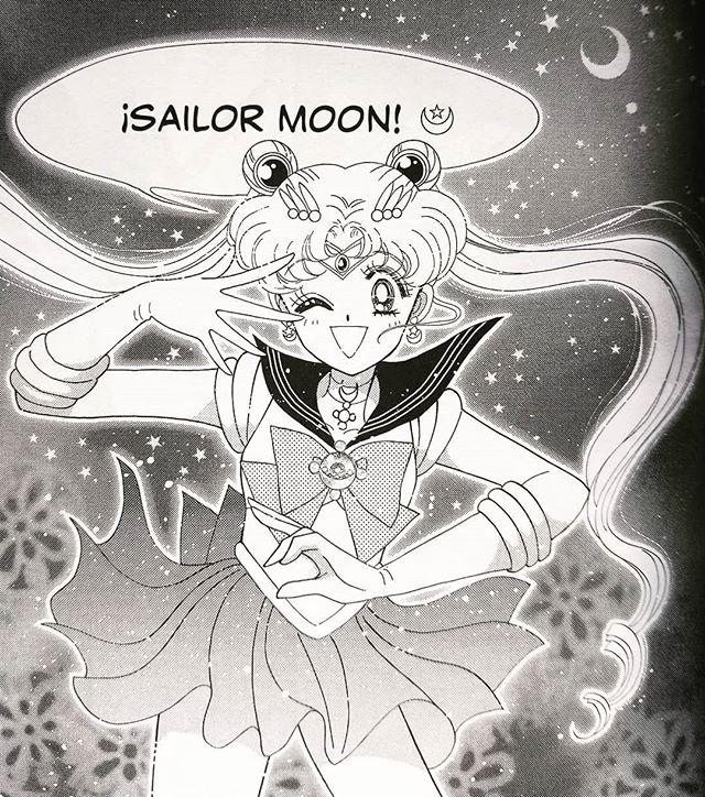 Pretty Guardian Sailor Moon #1