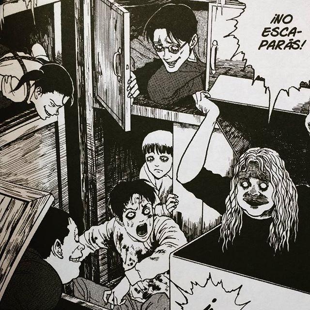 Relatos terroríficos de Junji Ito #1