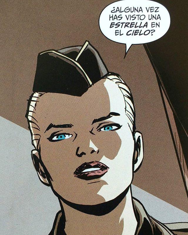 SW Crossover #12 - Capitana Marvel y las Carol Corps