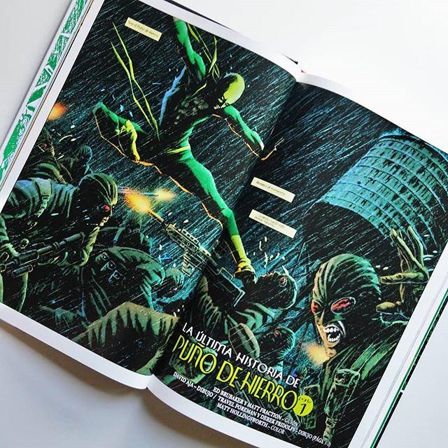 Marvel Saga: El Inmortal Puño de Hierro #1