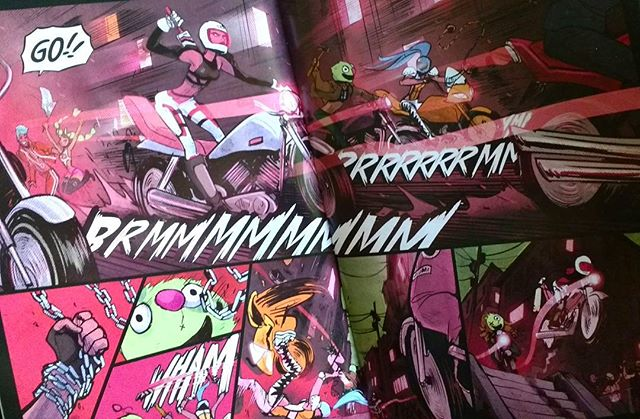 Motor Crush #1 USA