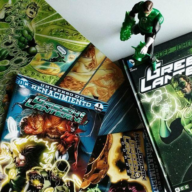 Pack Green Lantern de marzo