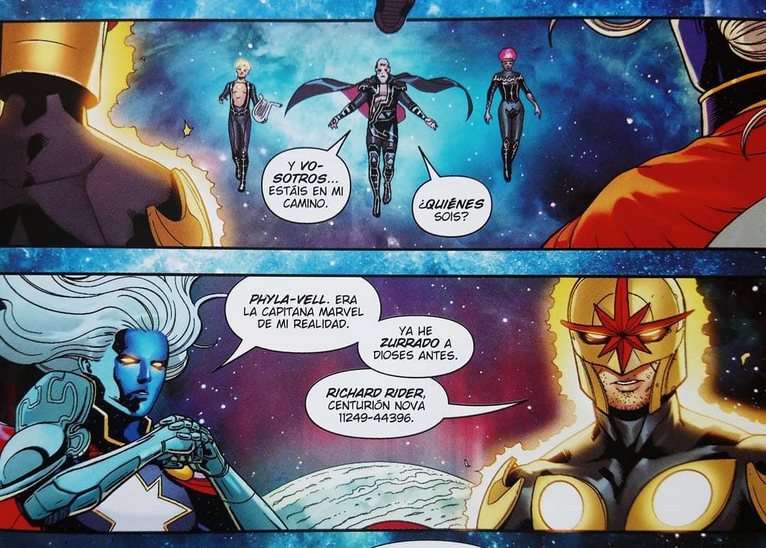 Guardianes de la Galaxia #1-3