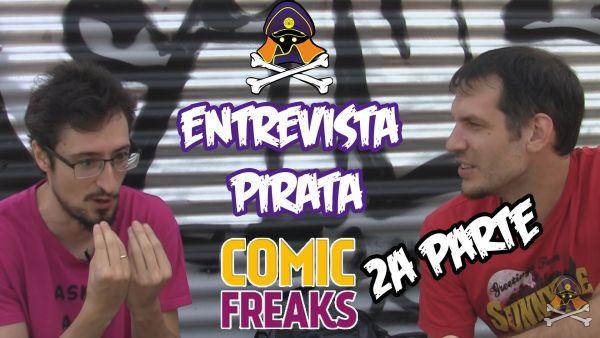 Entrevista Pirata: BAMF! (2ª parte)