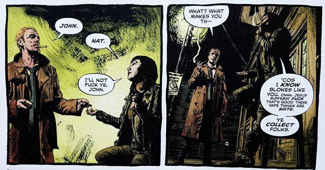 John Constantine: Hellblazer #1-3 USA