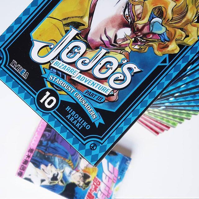 LOS JOJOS AZULES #10