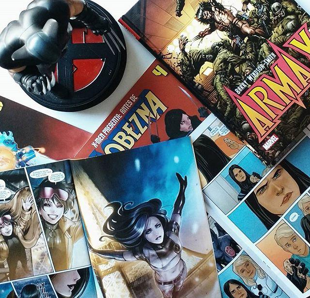 Arma X + X-Men presenta: Antes de Lobezna #1-4