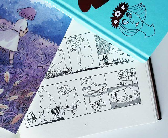 Moomin: The Complete Tove Jansson Comic Strip Vol. 1 USA