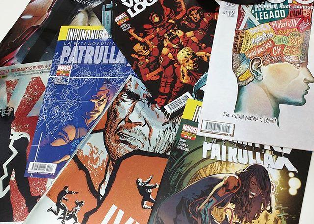Pack de grapas Marvel frustrantes de mayo