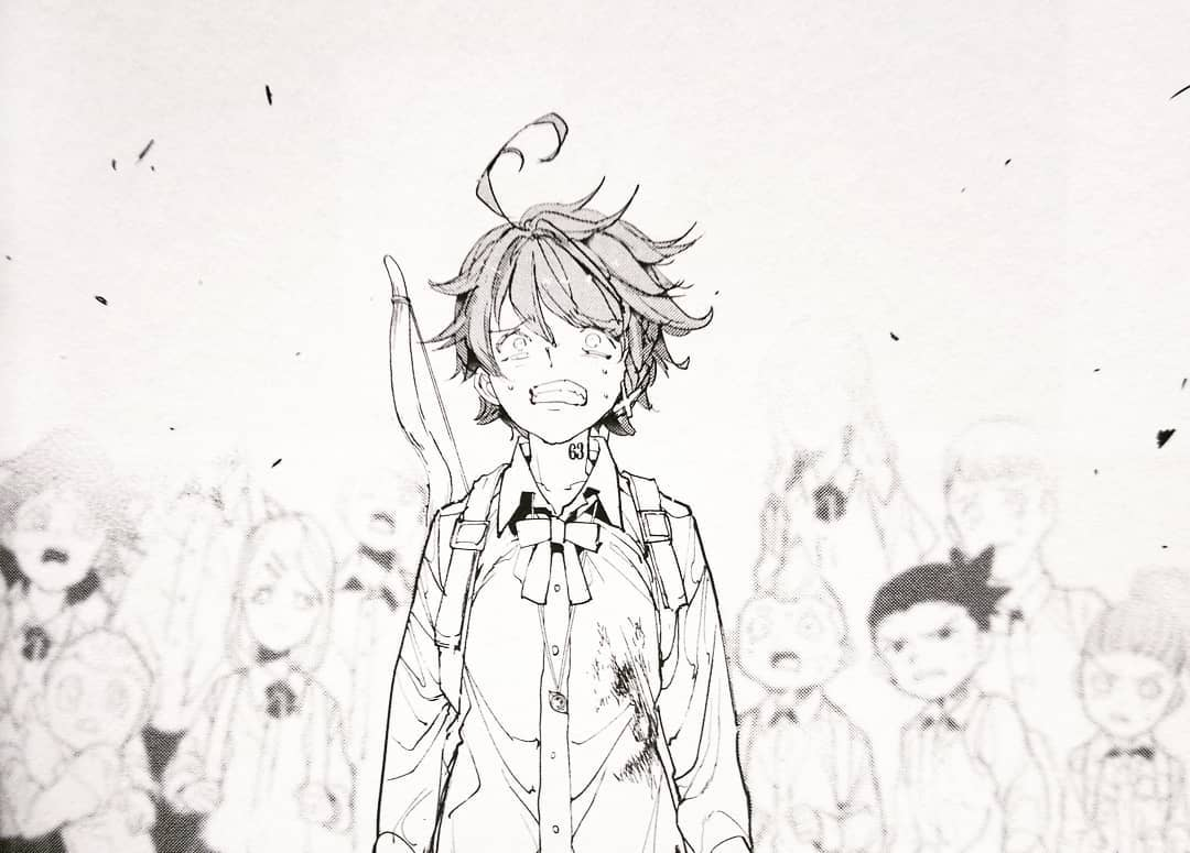 The Promised Neverland #12