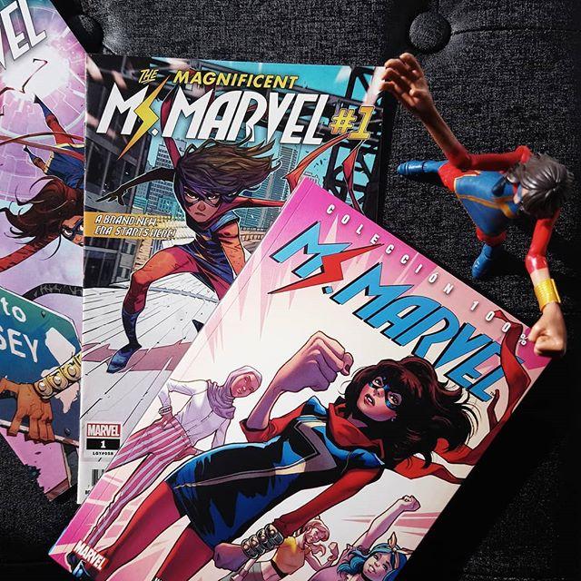 Pack Ms. Marvel