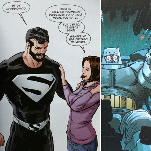 Lois y Clark: La llegada / DKIII #5