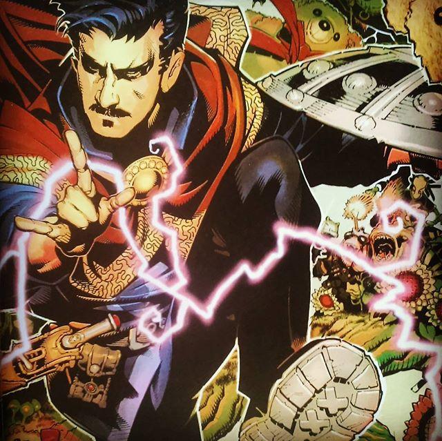Dr. Strange #1 USA