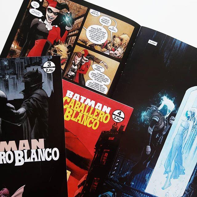 Caballero Blanco #2-3-4