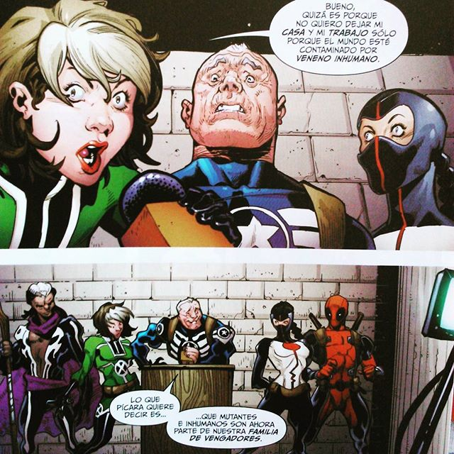 Imposibles Vengadores #1 a.k.a. #36