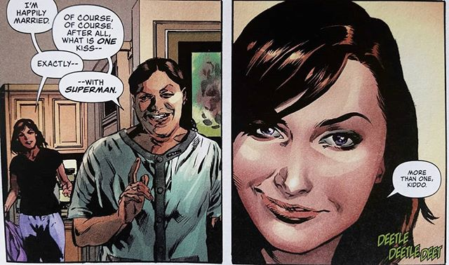 Lois Lane #1 USA