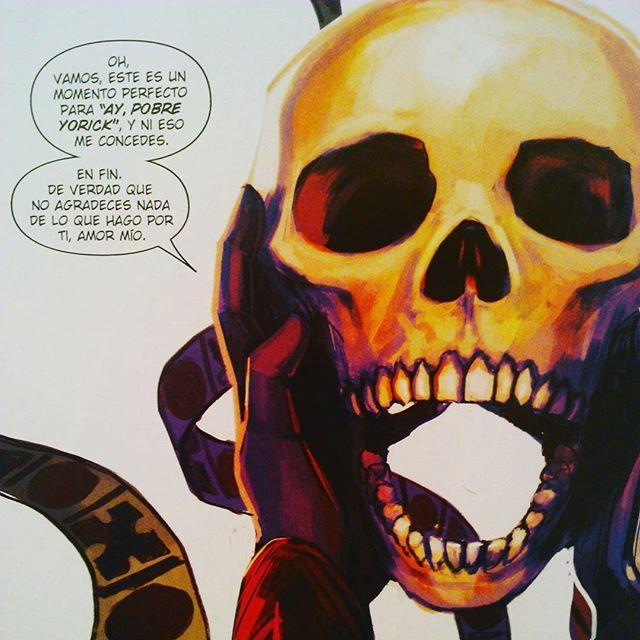 SW Crossover #10 - 1602: Ángela, cazadora de brujas