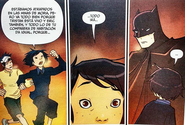 Academia Gotham: Segundo Semestre #1