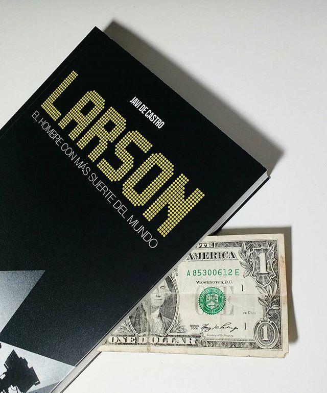 Larson: el hombre con más suerte del mundo