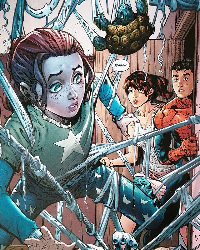 Spiderman: Renueva tus votos #1