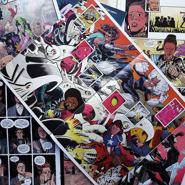 Pack grapa Marvel/DC USA de diciembre y enero